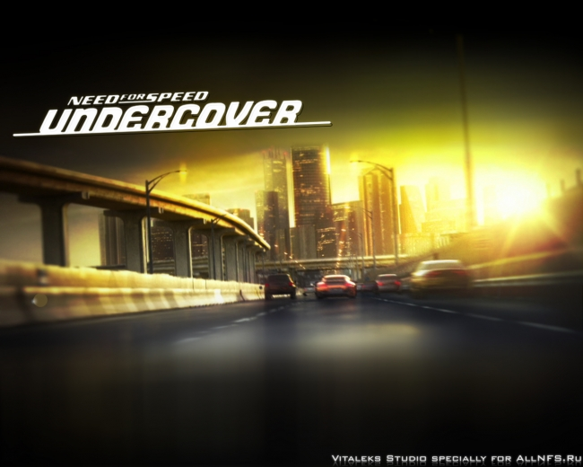 Nfs undercover mp3 скачать